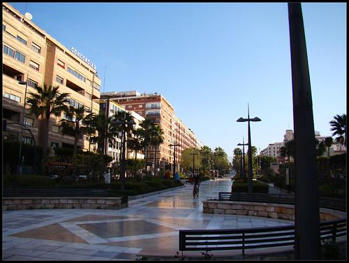 Rambla de Almería (día)