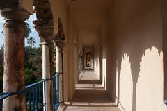 Galera del Grutesco (Bazinga!) Tags: siviglia sevilla seville realalcazar alcazar jardines jardinesdelalcazar galeria