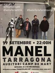 20 Manel a Tarragona (Nightwing80) Tags: stormtrooper santatecla 2016 que la tecla tacompanyi starwars festa tarragona twitter
