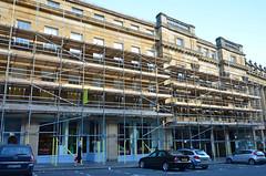 Grey-Street-Scaffolding-A-05-October-2016 (Steve Ellwood Whitley Bay) Tags: greystreet newcastle newcastleupontyne ellwood steve|ellwood scaffold scaffolding