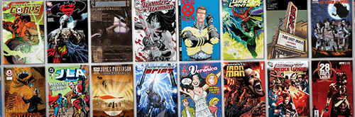 Digital Comics 24th Nov.