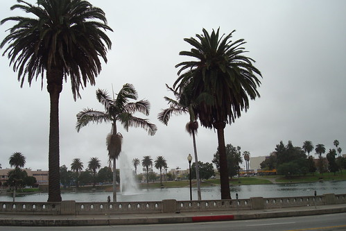 Great LA Walk 2010 - Macarthur Park