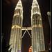 Petronas Twin Towers (Night)