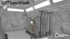 PlayStation Home: Spacecraft Bundle