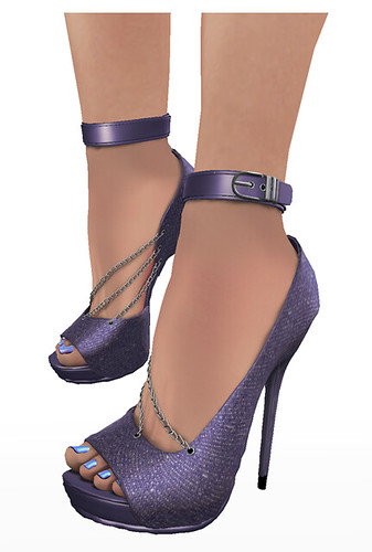 P10 Serenity  Heels Denim Free Gift for members !