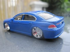 1/64 scale BMW 7 series by Maisto (Jose Michael S. Herbosa) Tags: