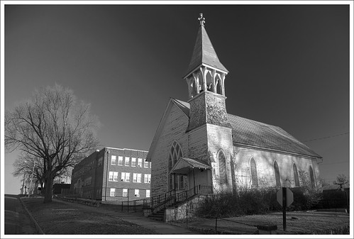 Empty Church Hanover BW