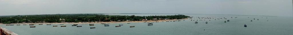 Rameswaram Panorama