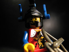 Dragon Master with Crossbow (s.kosoris) Tags: macro castle canon lego minifig crossbow minifigure legocastle s3is canonpowershots3is dragonmasters skosoris legodragonmasters