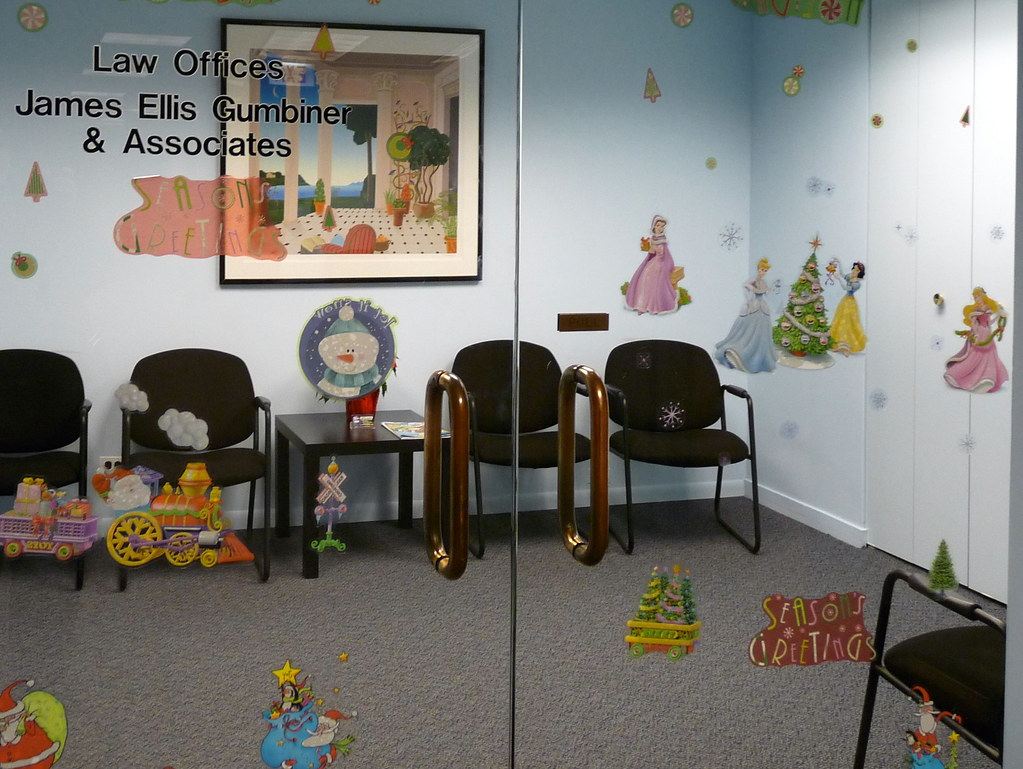 Disney comes to the law office