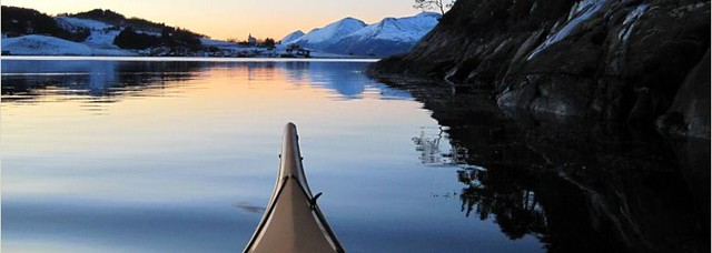 5222816735 c9784f12b1 z Kayaking and snowshoeing in the Norwegian fjords