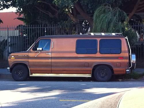 Van in Venice