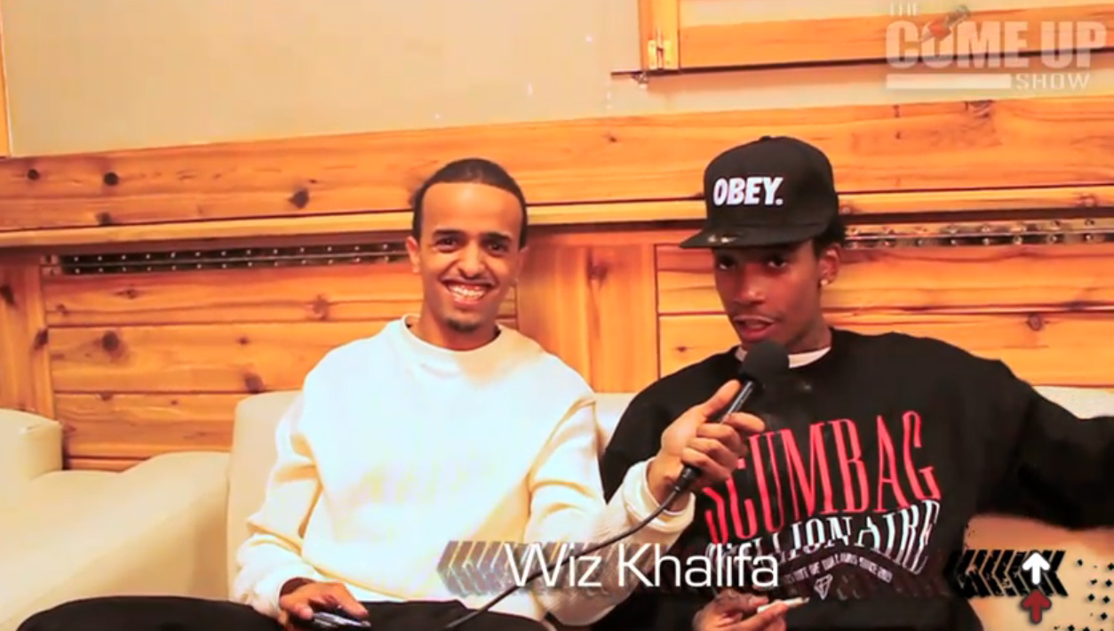Chedo and Wiz Khalifa