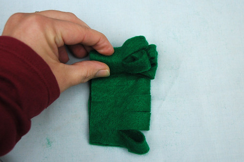 Make Your Own Felt Broccoli