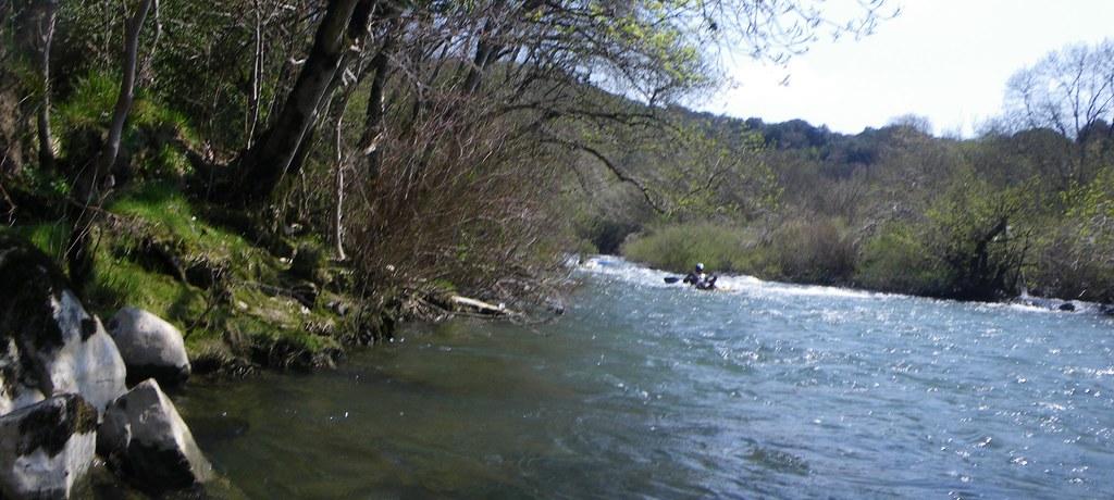 Descenso del Río Arakil en kayak 024