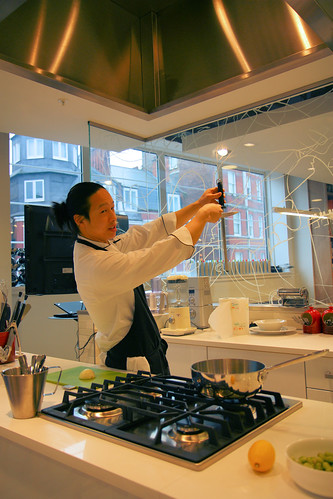 Waitrose Cookery School, Chef Wilson Chung  0450 R