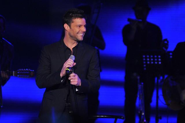Ricky Martin by Teleton