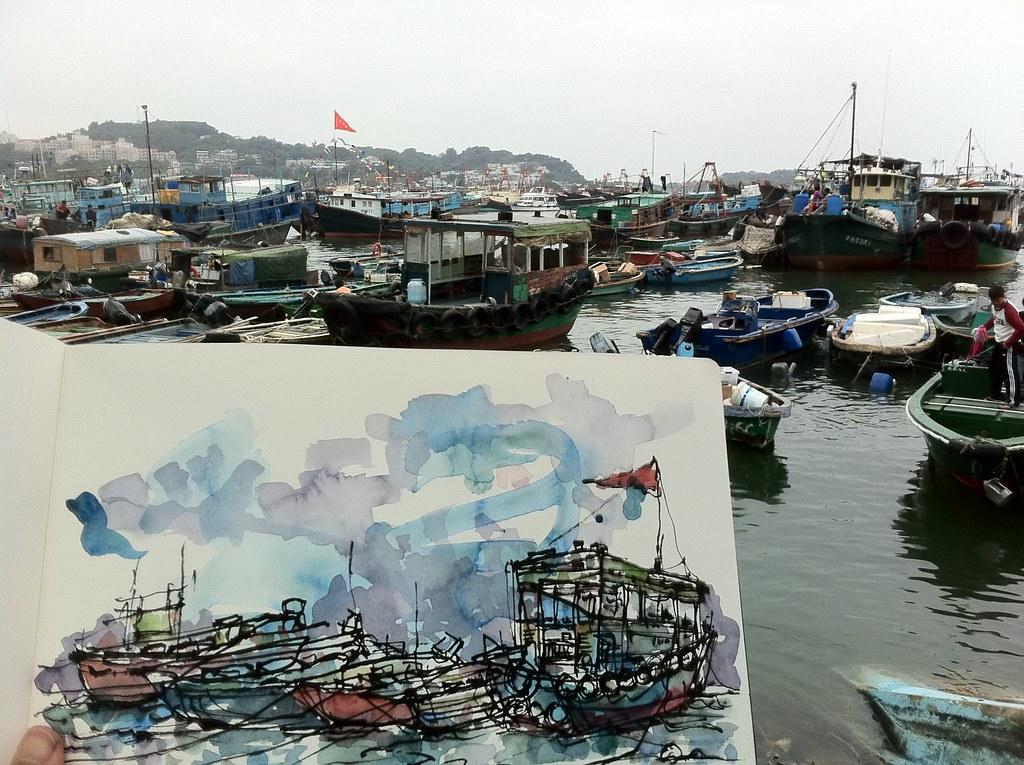 Cheung Chau, HK
