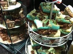 Cakes at Mimi's Bakehouse, Leith, Edinburgh