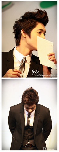 Kim Hyun Joong's New Look 2010