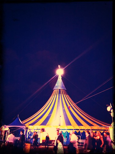 Cirque tent - *iPhone Capture