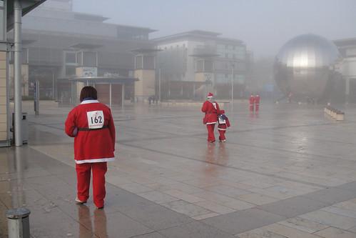 Sad Santas