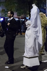 Halloween Parade (ID720603) Tags: city nyc newyorkcity november costumes people ny newyork halloween night outside person view unitedstates time action location parade canonef35mmf2 nuit ef35mmf2 eos450d canon450d