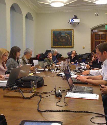 BHL-E Meeting, London, 2010