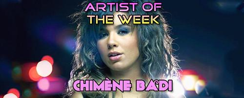 Artist Of The Week - Chimène Badi