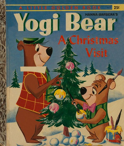 Hanna-Barbera's Yogi Bear - A Christmas Visit FC