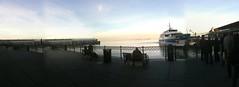 IMG_0472 (Kobaltblu) Tags: sf sanfrancisco bridge sea water oakland bay pacific pacificocean wharf embarcadero bayarea ferrybuilding oaklandbaybridge ferrybuildingsanfrancisco