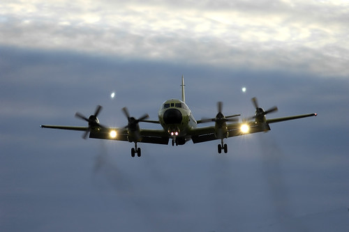 """P-3AM Orion"" на бразилските ВВС"