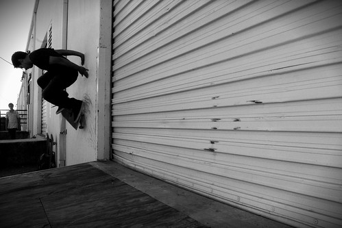 josh solis/back wallride