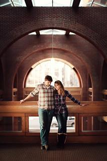 Amber & Josh Engagements