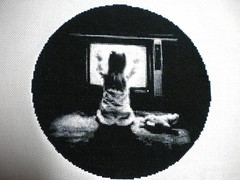 Poltergeist Cross Stitch