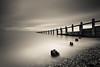 Littlehampton (sadaiche (Peter Franc)) Tags: ocean uk longexposure sea england water coast pier westsussex groyne littlehampton