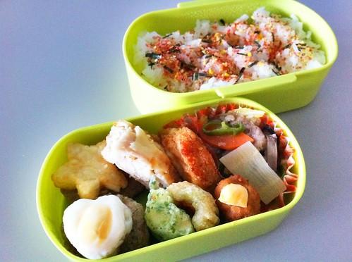 今日のお弁当 No.71 – 鮭