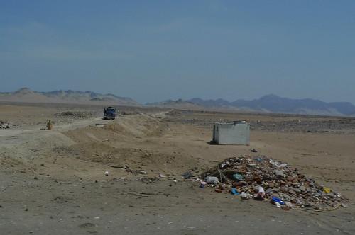 Pan-American Higway - Northern Peru