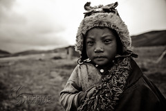 The little prince (nico3d) Tags: people plateau tibet tibetan eastern tibetanplateau
