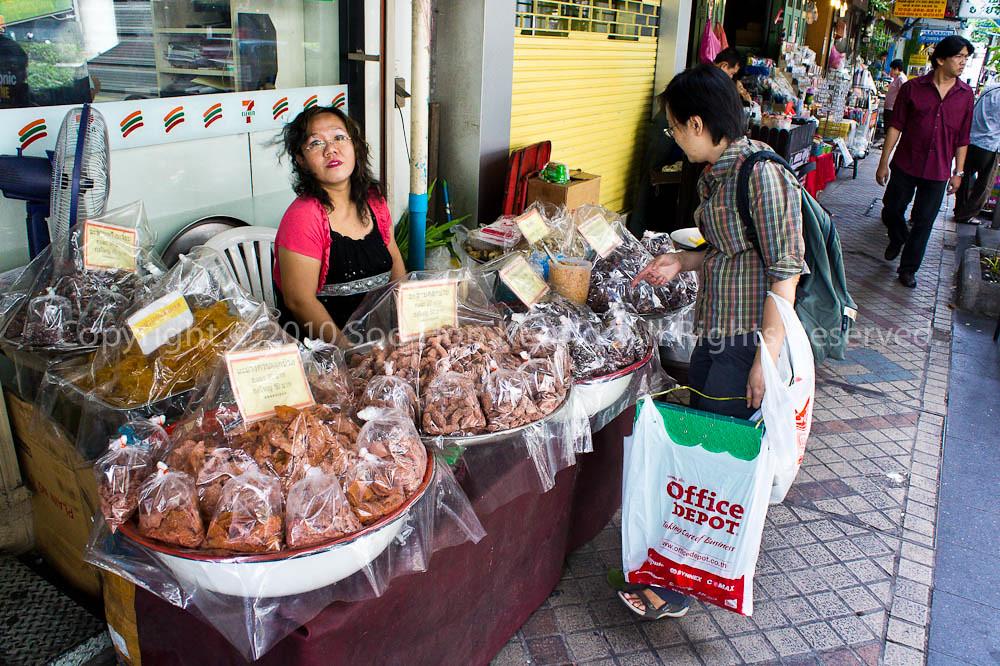 Vendor @ Bangkok, Thailand