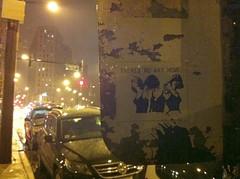 (theres no way home) Tags: streetart chicago graffiti sticker theresnowayhome