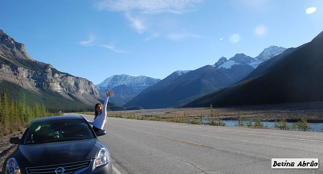 Montanhas Rochosas - Canadá