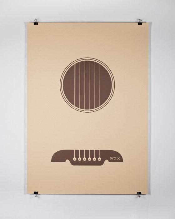 carteles musicales