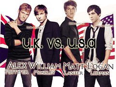 UK Vs USA - Hot Fight (SilvisKevo) Tags: mattlanter williammoseley alexpettyfer loganlerman