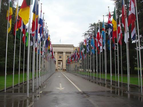 ONU em Genebra