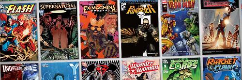 Digital Comics Update - December 15, 2010