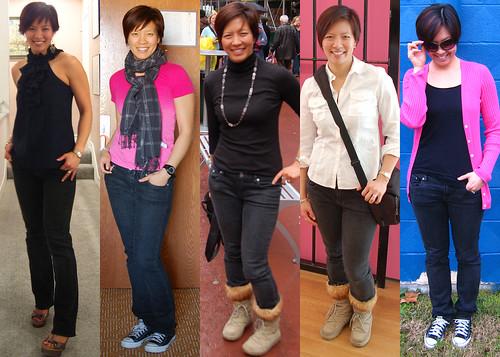black slim jeans 01