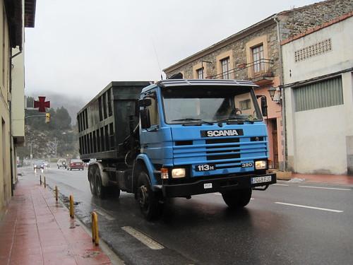 Scania a Martinet de Cerdanya