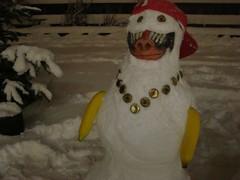 sneeuwpoppen in de Oude Hortus winter 2009 (Universiteitsmuseum Utrecht) Tags: winter sneeuw 2009 sneeuwpoppen oudehortus universiteitsmuseumutrecht