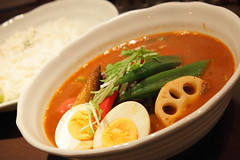 (suzuboss) Tags: food japan sapporo curry  soupcurry